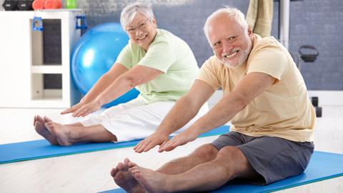 Cvičení pro seniory